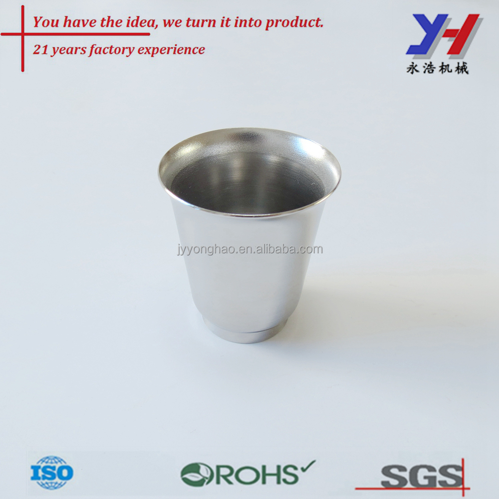 Custom fabrication of Metal Spinning parts manufacturer