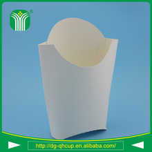 custom logo printed disposable potato chip container
