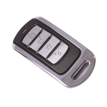 Roller shutter remote/transmitter remote for car starter