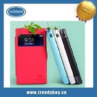 Nillkin brand fresh series Flip cover case for BlackBerry Z30
