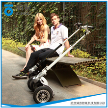 Business Gift eco motorcycle sidecar, logo Print eco mountain bike scooter