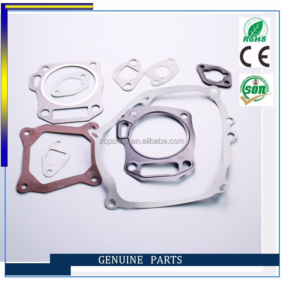 Factory Supply GX160 GX200 Complete Gasket Set Gasoline Generator Accessories