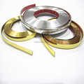 self adhesive pvc aluminum chrome trim