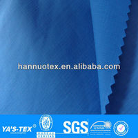 PU coated ripstop nylon fabric