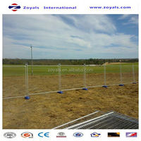 2015 good quality color steel fence panel