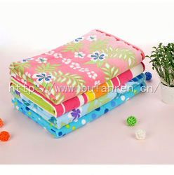 2016 wholesale certified organic cotton towel