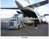 Cheap air freight from China to Santiago de Chile