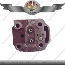 Tractor spare parts of ZS1110 cylinder head, diesel engine ZS1110 cylinder head