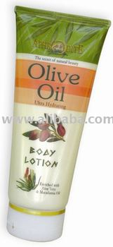 Aphrodite Olive Oil Body Lotion with Aloe Vera
