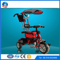 Wholesale high quality best price hot sale child tricycle/kids tricycle baby tricycle with push handle