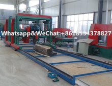 Double Blade Saw Log Cutting Sawmill Circular Sawmill For Sale