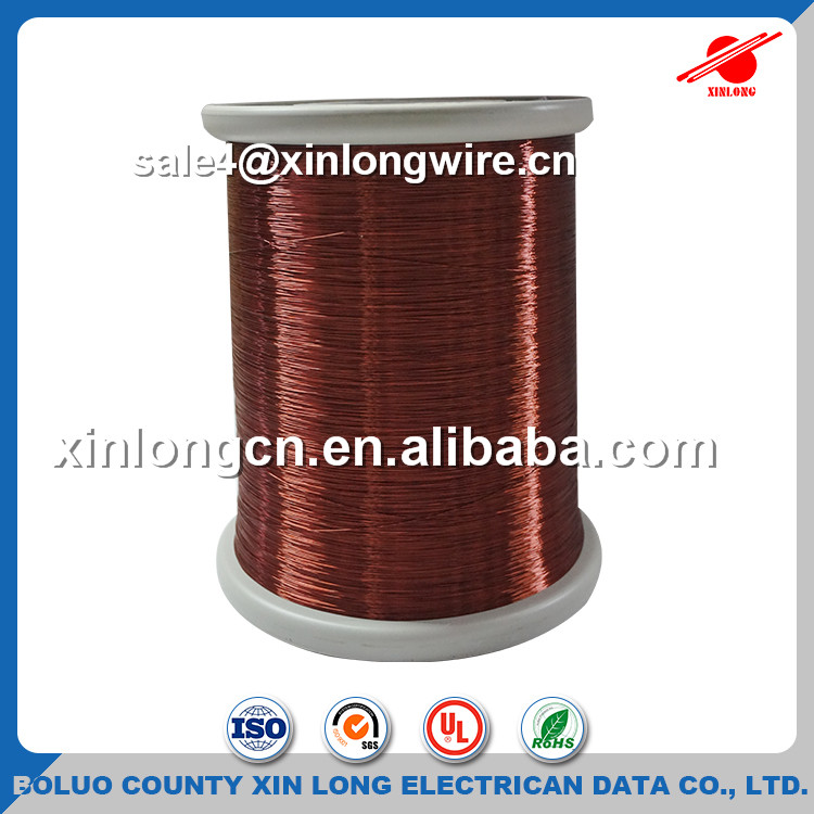 High Purity Copper Conductor Triple Insulated Enameled Copper Wire