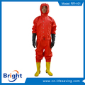 chemical protective safety suit