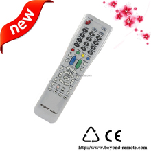 china manufacturer satellite receiver 8 in 1 universal remote control codes