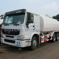 Industrial Fuel Transport Truck Oil Tanker