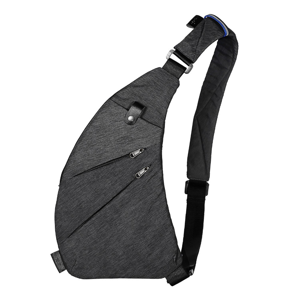 Lightweight Shoulder Chest Cross body Outdoor Hiking Sport Travel Bag