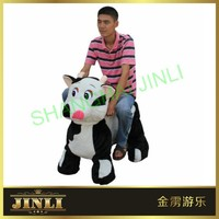 JL-M05 Electric animal walking car, Ride on stuffed animals, Animal riding games