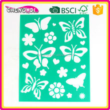 Perfect pp christmas stencil, pp children drawing stencil template, pp card for drawing