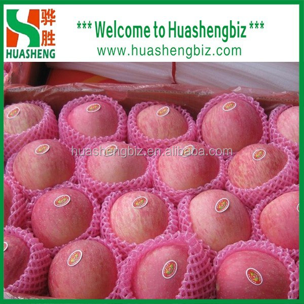 Sweet and Juicy Fuji Apples with good quality from Huashengbiz
