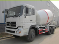 6x4 Dongfeng Concrete Mixer Truck 9m3 from China fro sale