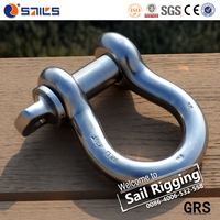 Galvanized Bow Wholesale Shackle Stainless Steel