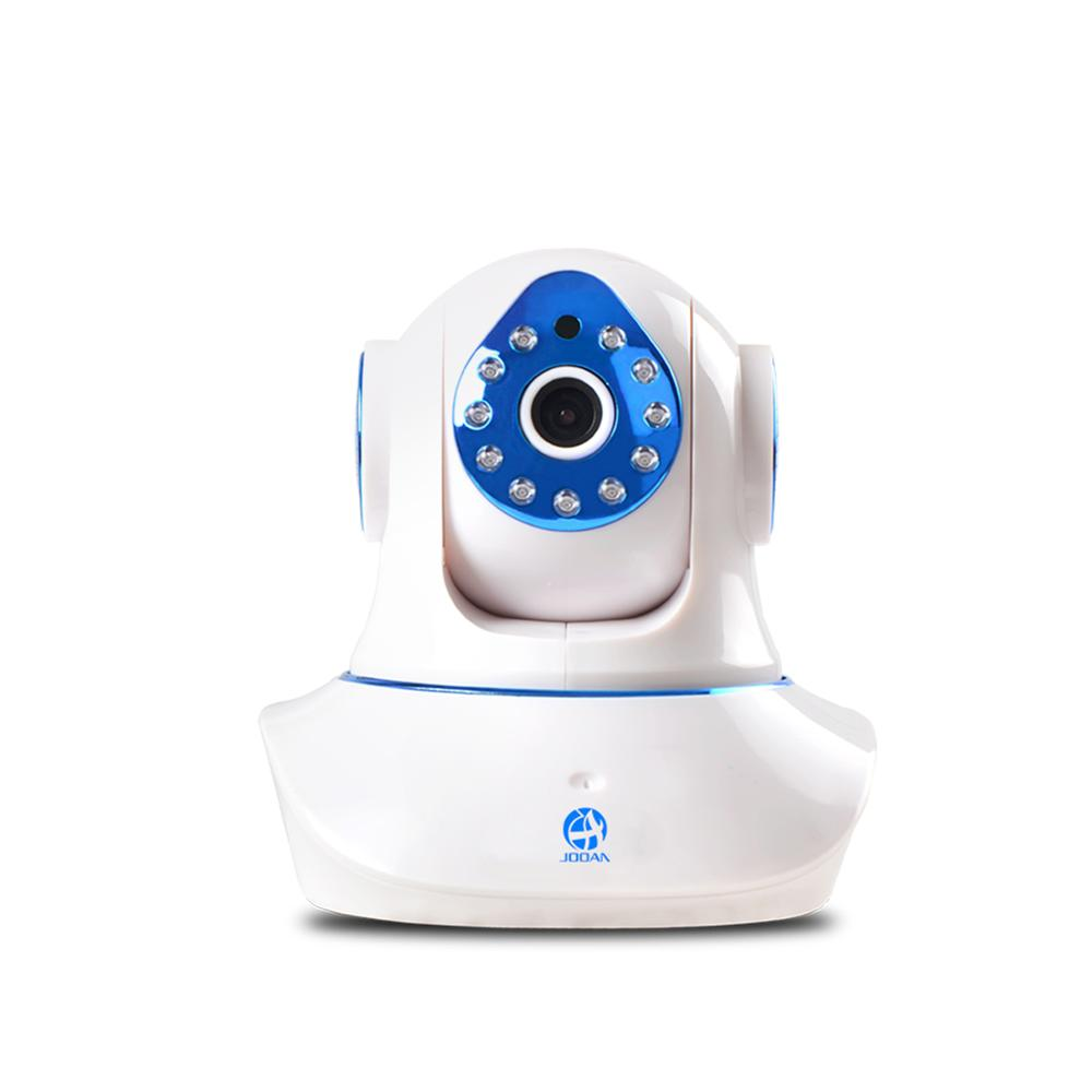 JOOAN 720P new design 355-degree Horizontal Infrared wifi high speed full hd wireless ip security camera
