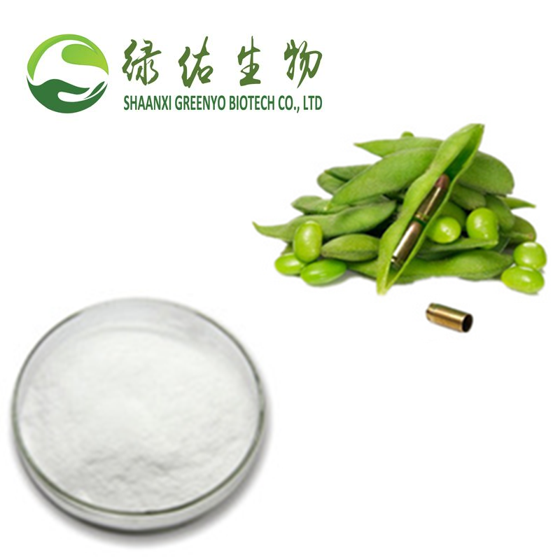 Pure natural Daidzein / Soybean extract with top quality