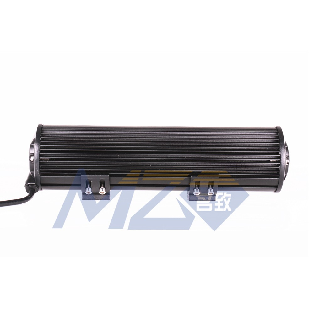 Double row LED Light Bars MZ 06B 72W, good quality led driving off road light bars, 12V 24V 12 inch auto lamps spot flood combo