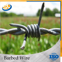 barbed wire installation,woven wire fence