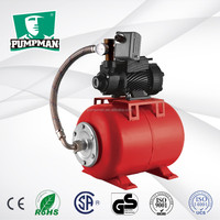 PUMPMAN 2016 ATQB60 high pressure electric power automatic water pump with tank