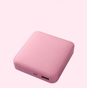 Factory Price New 12000mAh Mobile Phone Power Bank Mini Power Charger for Travel Logo Customized