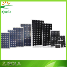 ZJSOLA solar panels 100w price, solar panel mounting structure, 12v solar panel 100w monocrystalline solar pannel