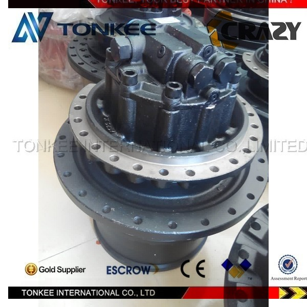 China supplier HMGF57AA travel motor HMGF57AA final drive assy for excavator john deere 330/270
