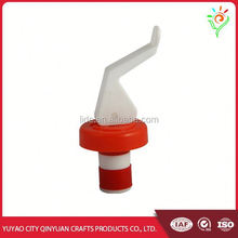 high heel shoe wine bottle stopper with best factory price