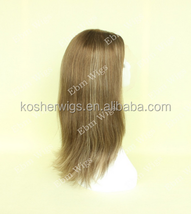 Qingdao Factory hot selling Blonde Lace Front Wig,human hair full lace sew in wig, Wig