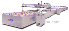 Full automatic Screen Printing Machine with high quality Glass Screen Printing Machine for sale