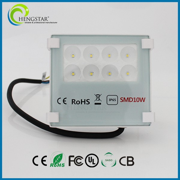 high density 120 wat led flood light 100w