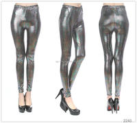 shiny fashion sexy tight womens leggings 2013