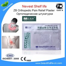 Pain relief plaster relieving pain patch