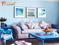 Interior Decoration Painting Wall Art Sea View Wall Pictures for Living Room