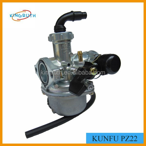 ATV Dirt Bike 22mm Carburetor For KUNFU PZ22 KF Carby