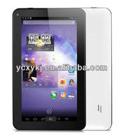 Rockchip RK3168 Cortex A9 Dual Core 7'' MID Android 4.2.2