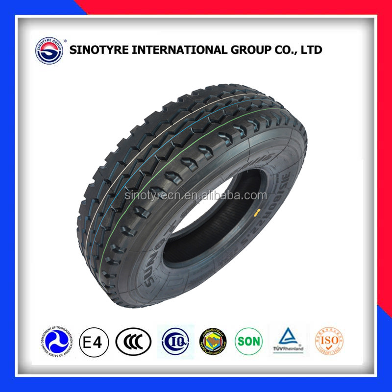 best chinese brand 11R24.5 truck tires popular in miami