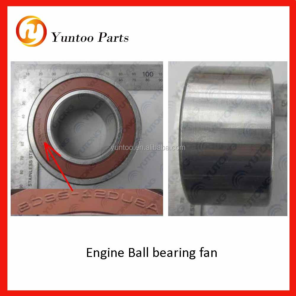 ISLE4 360 Engine Ball bearing fan for yutong bus made in china
