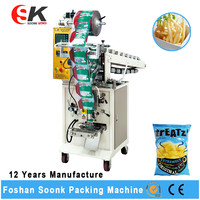 Automatic Punching Device Sealing Honey Filling Machine