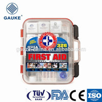 First Aid Devices Type 326 Pieces First Aid Kit