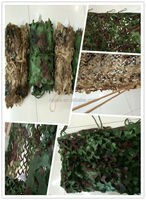 china wholesale camouflage net used for Halloween, multispectral camouflage net /filet de camouflage, anti-riot suit