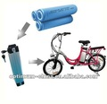 36V 10AH LFP Battery for electric bike