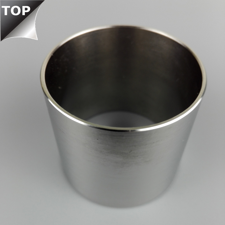 Factory supply customized stellite cobalt alloy collar bushing