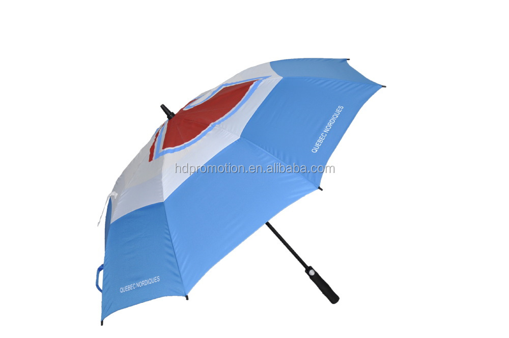 Promotional large size golf umbrella